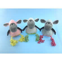 Cutton Rope Toy Cute Sheep for Pets
