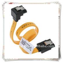 Serielles SATA ATA RAID DATA Festplattenlaufwerkkabel