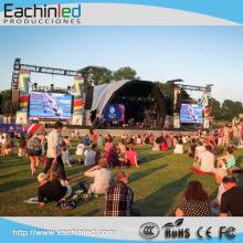 Große Videobildschirmp2 Bühne führte Bildschirm / P2.5 führte Videowand