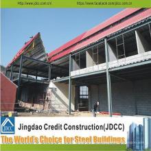 Taller de alta calidad Estructura de acero