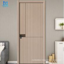 GO-A104 modern wooden door hotel wooding panel door 2021 made in China
