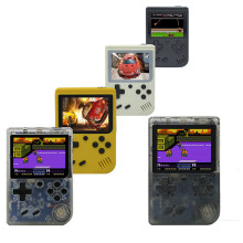 Retro Portable Mini Handheld Game Console 8-Bit 3.0 Inch Video Game  Players Kids Built-in 168 Games Controller Consola Portatil