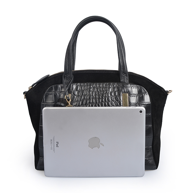 New Fashion Women Elegant Leather Ladies Tote Bags