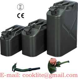 Erect Jerry Can