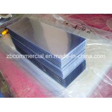 Película rígida de PVC utilizada para publicidad