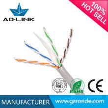 Utp 1 metro de cable ethernet cat6 unshield