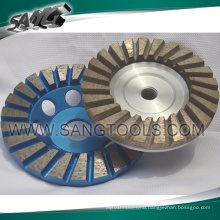 Diamond Grinding Cup Wheel for Stone Processing (SG-105)