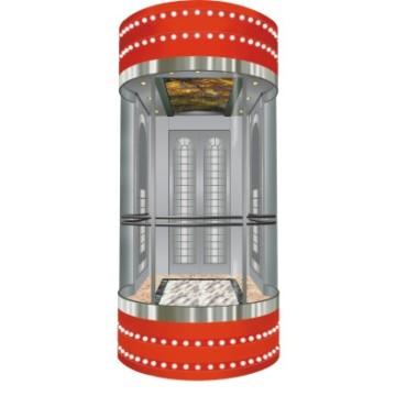 Elevador de vidro da elevação do elevador da segurança de China para o centro comercial