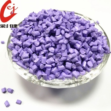 Purple Nylon Color Masterbatch Granule