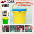 OEM Custom design plastic pails with lids mould China supply plastic injection barrel for sales