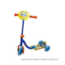 Детский самокат с 3 колесами (YVC-001-1)