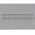Système de bâti de panneau solaire bon marché Asbestos Tile Roof L pieds solution