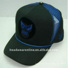 Mesh-Caps mit Druck- und Sticklogo