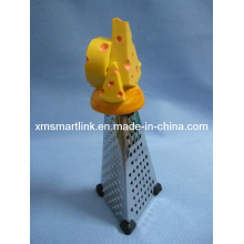Mini gradeador de lixa de queijo