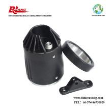 Caixa de lâmpada de alumínio para motocicleta