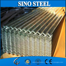 Z40g Hot Dipped Galvanized Corrugated Roofing Sheet