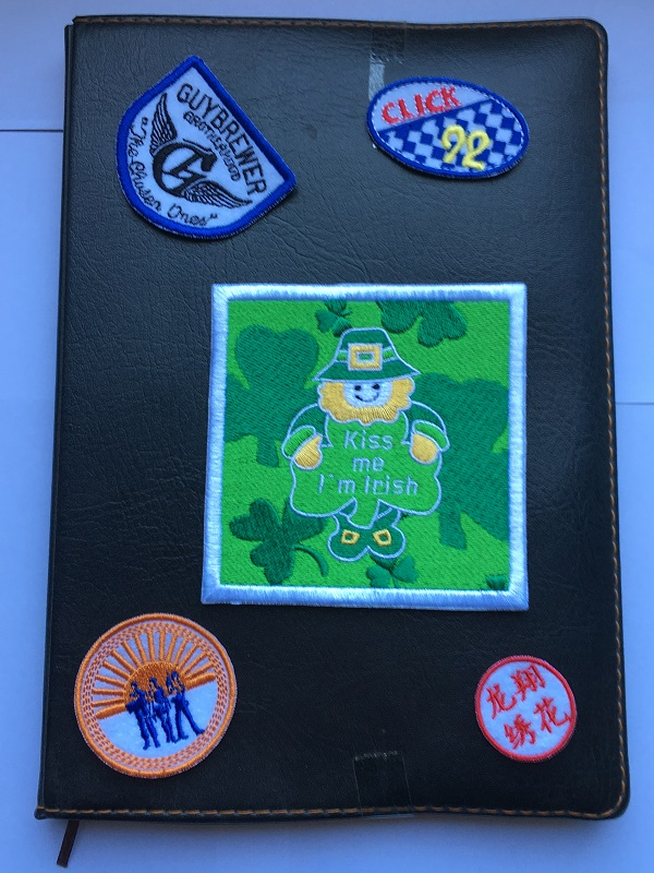 Special Patches Embroidery