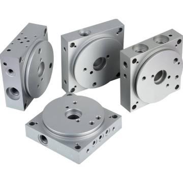 aluminum hydraulic valve block