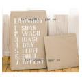Складная картонная корзина для белья Hamper Складная корзина для белья