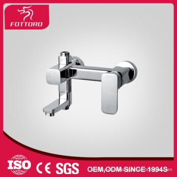 Hot Verkauf Messing Chrom Bad Wand Wasserhahn MK11207