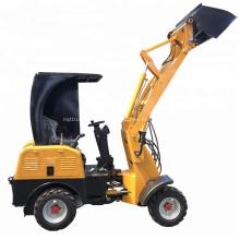 Carregadeira de rodas elétrica de 1,0 tonelada HULK