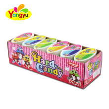 2018 Heart Toy Candy Filled in Plastic Toys