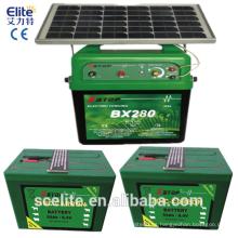 Ventas calientes Eléctrica valla de carbono de zinc 8.4 V batería para esgrima energizante