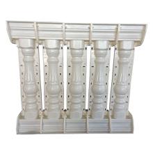 wholesale decorative cement baluster concrete balustrade mold column concrete pillar mould plastic