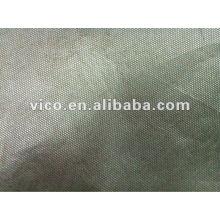 Tissu non tissé à 100% polyester et filé
