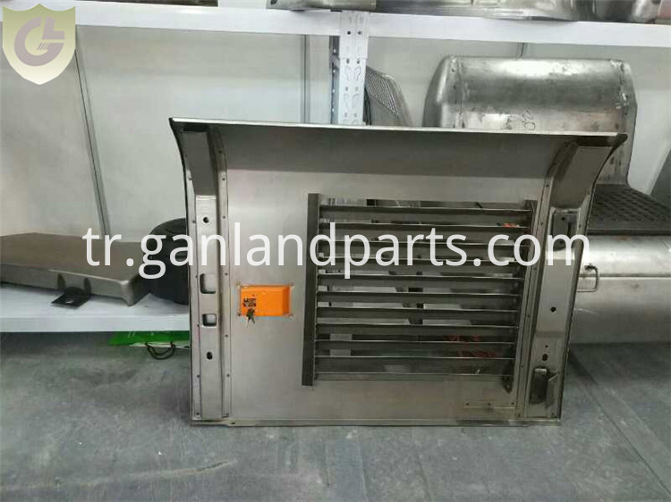 Side Door Panels For Hitachi Excavator