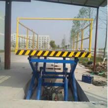 Ascenseur statique de ciseaux de levage de cargaison standard