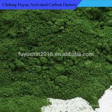 Venta directa de la fábrica Chrome Green, Chrome Oxide Green, Chromium Oxide Green