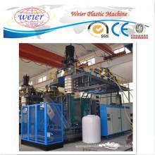 Machine de moulage par soufflage de réservoir d'eau de 5000L (2 couches)