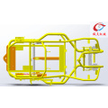 Motorcycle Frame Parts with Steel