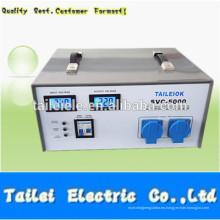 SVC-5000 (LED) estabilizador automático de voltaje eléctrico