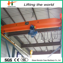 European Standard Double Speed HD Type 5 Ton Bridge Crane Price