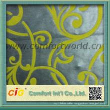 Sofa Fabric Cloth Flocked
