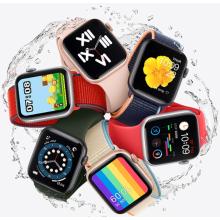 Relógio inteligente comum com tela LED