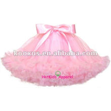 American Pink pettiskirts with flowers