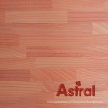 Superfície de relevo pouco AC3 / AC4 (V Groove) Laminate Flooring (AS3301)