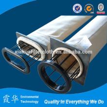 FMS Filterbeutel für Zementwerk