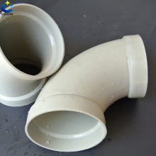 PP plastic elbow fitting/an elbow fitting