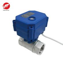 Válvula de controle direcional de fluxo de cobre de melhor qualidade