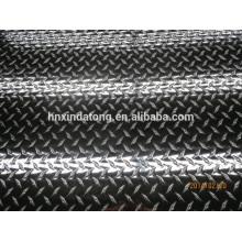 feuille de plaque en relief en aluminium