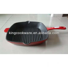 Cast Iron Gill Pan