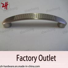 Factory Direct Sale Zinc Alloy Cabinet Handle Furniture Handle (ZH-1039)