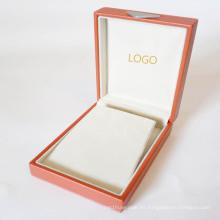 Fabricante Nueva caja de embalaje de joyas de papel para anillo / caja de espejo