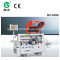 Woodworking precision veneer PVC automatic edge banding machine from China