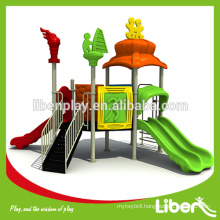 Joyful and Colorful School Playground Equipment Slide Parts LE.TY.001