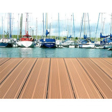 Wood Plastic Composite Decking For Swimming Pool